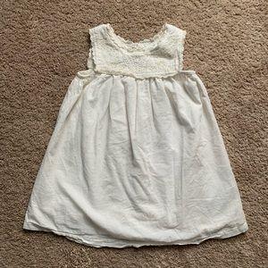 BabyGap sleeveless dress